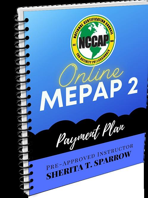 MEPAP 2 - 4 Pay Plan
