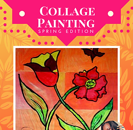 Tulip Blooming Collage Painting.png