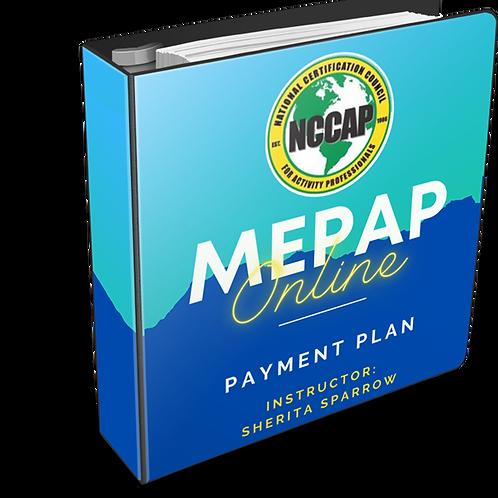 MEPAP 4-Pay Plan