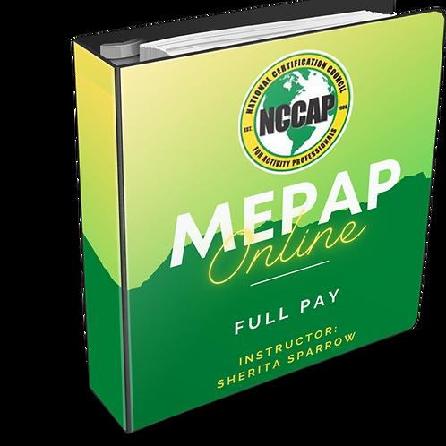 MEPAP FULL PAY