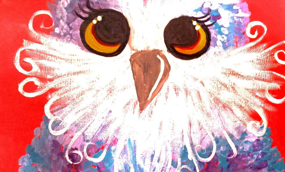 Mrs. Owl