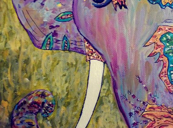 Jazzy Elephant
