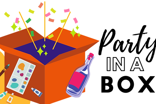 Party in a Box (Materials Shipped)