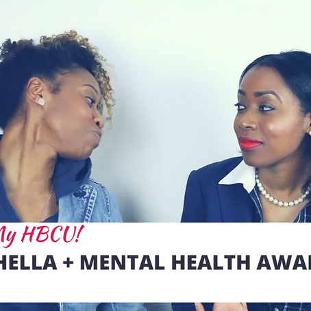 BeyChella, Mental Health Awareness, Your 2 Excuses