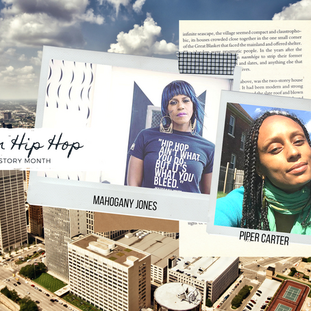 PODCAST: Women in Hip Hop