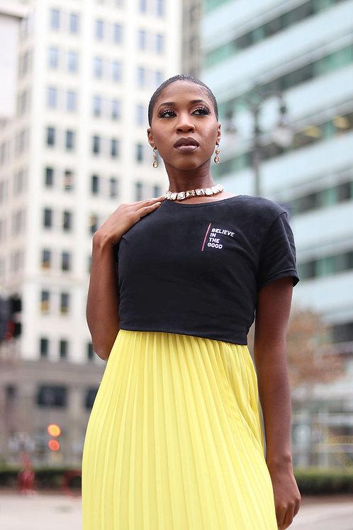 Believe In The Good Short-Sleeve Unisex T-Shirt-2