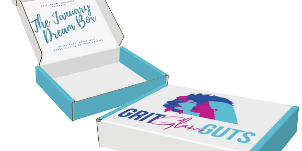 January Dream Box Pre-Order Begins
