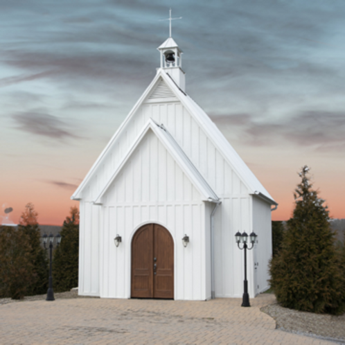 Paint by Numbers Kit- Charming Chapel