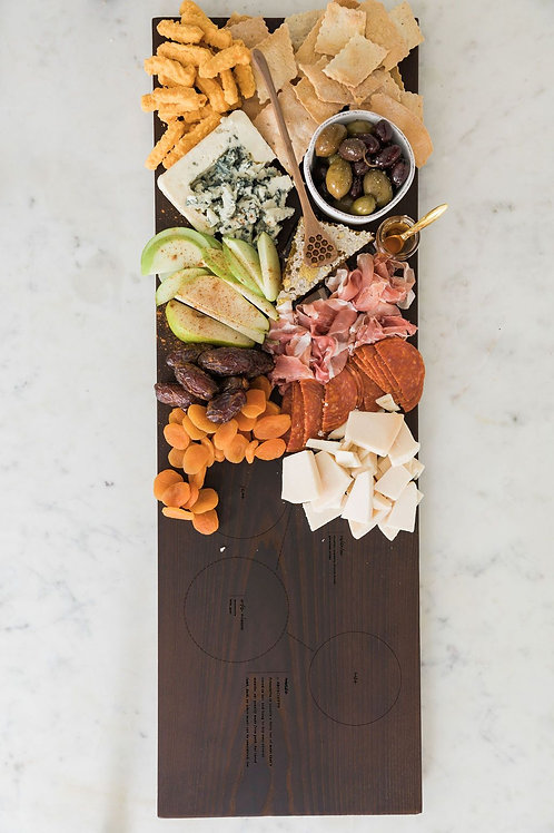 Build Your Own Cheese Charcuterie Board