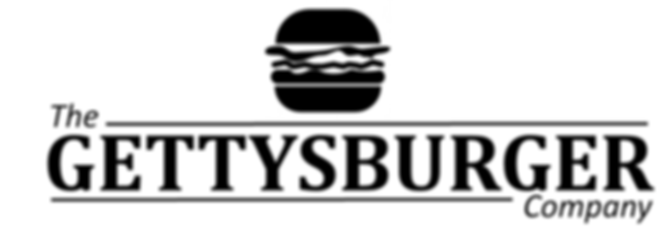 The GettysBurger Company Logo - Website