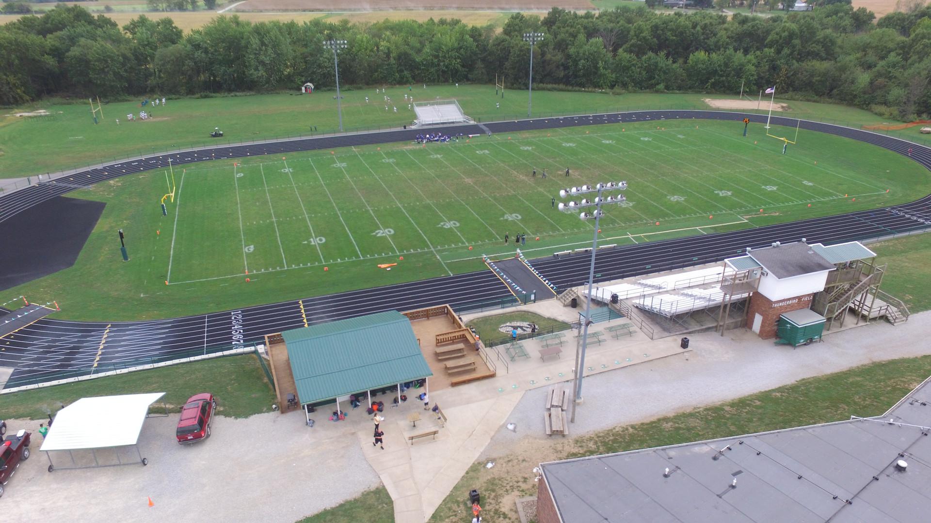 NCHS Football Field
