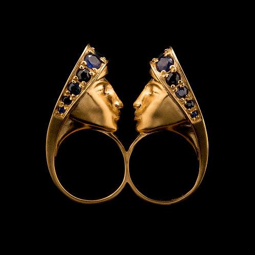 Kiss ring (Large)