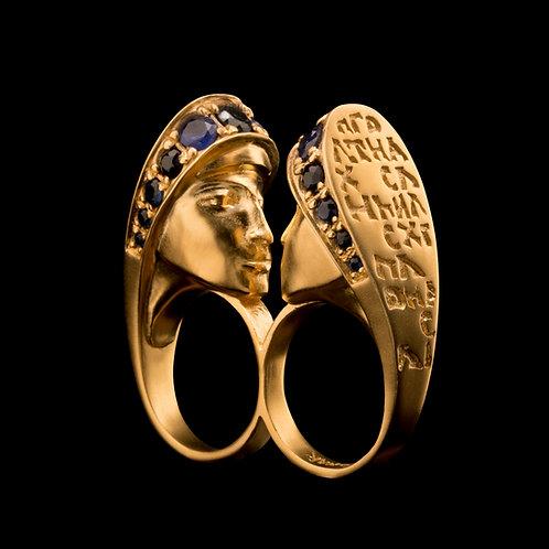 Kiss ring (Small)