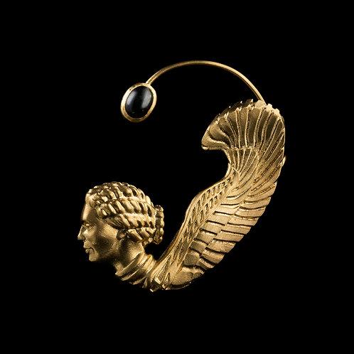 Sphinx earring