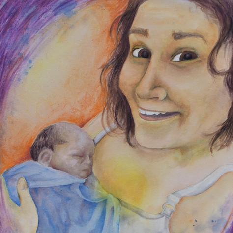 Exhilaration, Birth Expressions #6