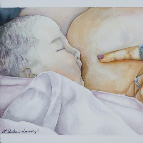 First Latch, Birth Expressions #2
