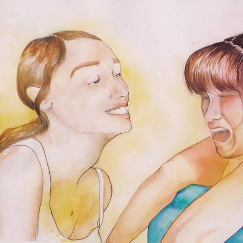 Friends, Birth Expressions #4