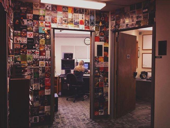 KUGR Photo Wall