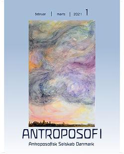 Omslag til Antroposofi 1 2021 vers web-1