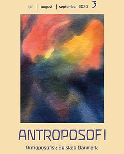 Omslag til Antroposofi 3 2020 hjemmeside