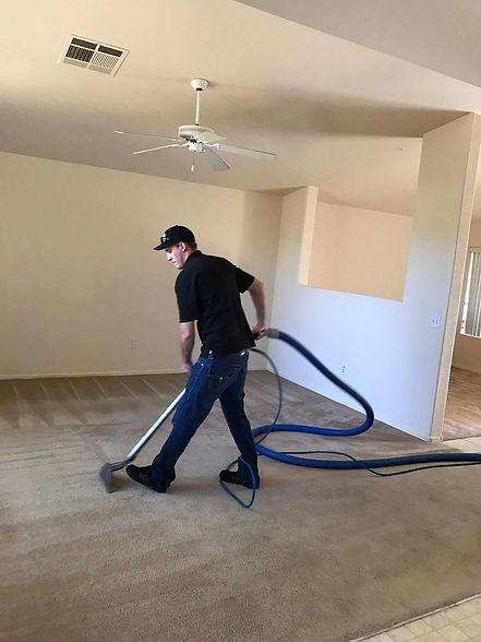 Carpet Steam Cleaning Technician