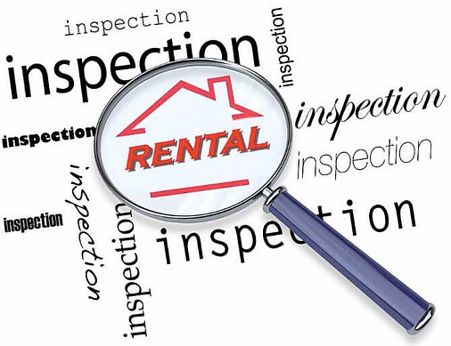 professional rental inspection services
