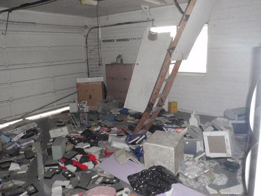Garage Junk Removal Service
