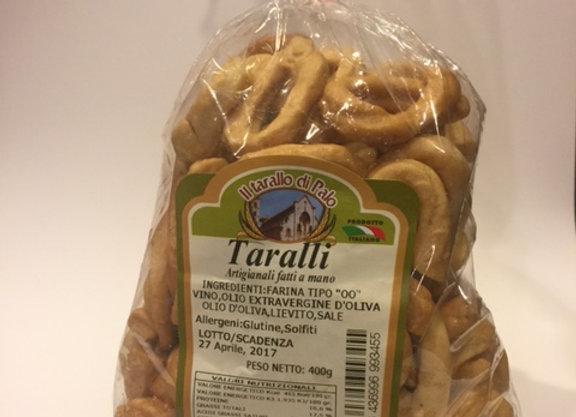 Nonna's Original Taralli