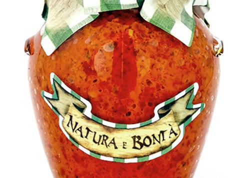 """Patè di Pomodori Secchi """"Dried Tomato"""" Spread"""
