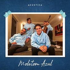 Moletom Azul (Acústica)  - Voraz