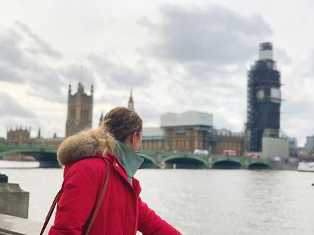 A Walk in London (Day 1)