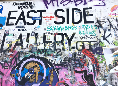 The Art of the Berlin Wall