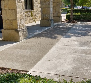 Concrete Repair Business After services.