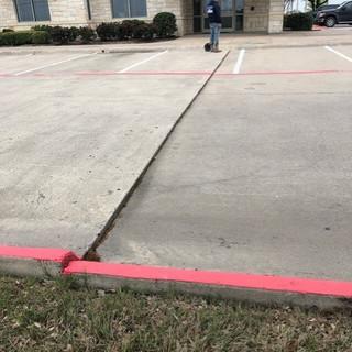 concrete repair before driveway dips.jpg