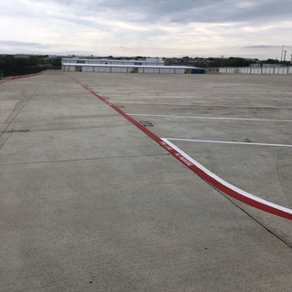 New parking striping layout (SERVICES).j