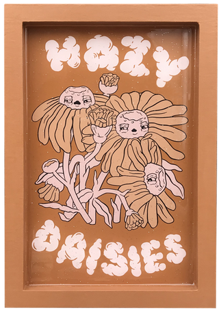 Hazy Daisies