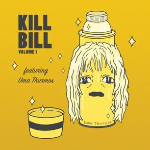 Uma Thurmos Kill Bill: Volume I