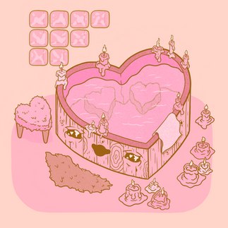 Hearttub Hottub