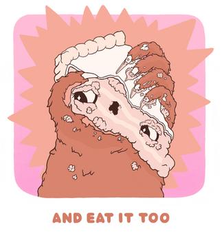 HaveUrCake/EatIt2, 2/2