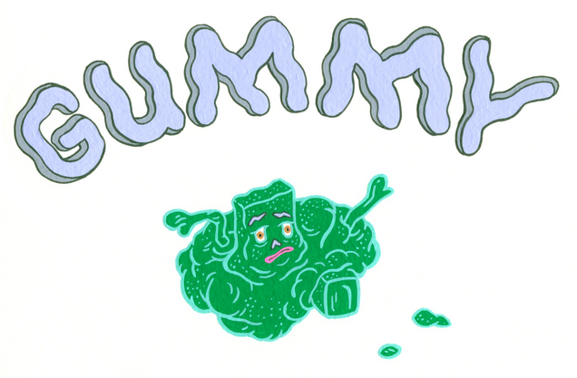 Gummy: All Chewed Up