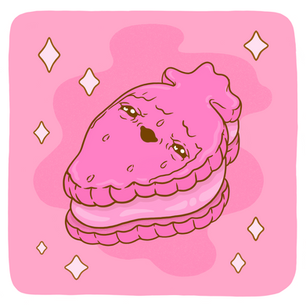 Cindy Strawberry: Biscuit