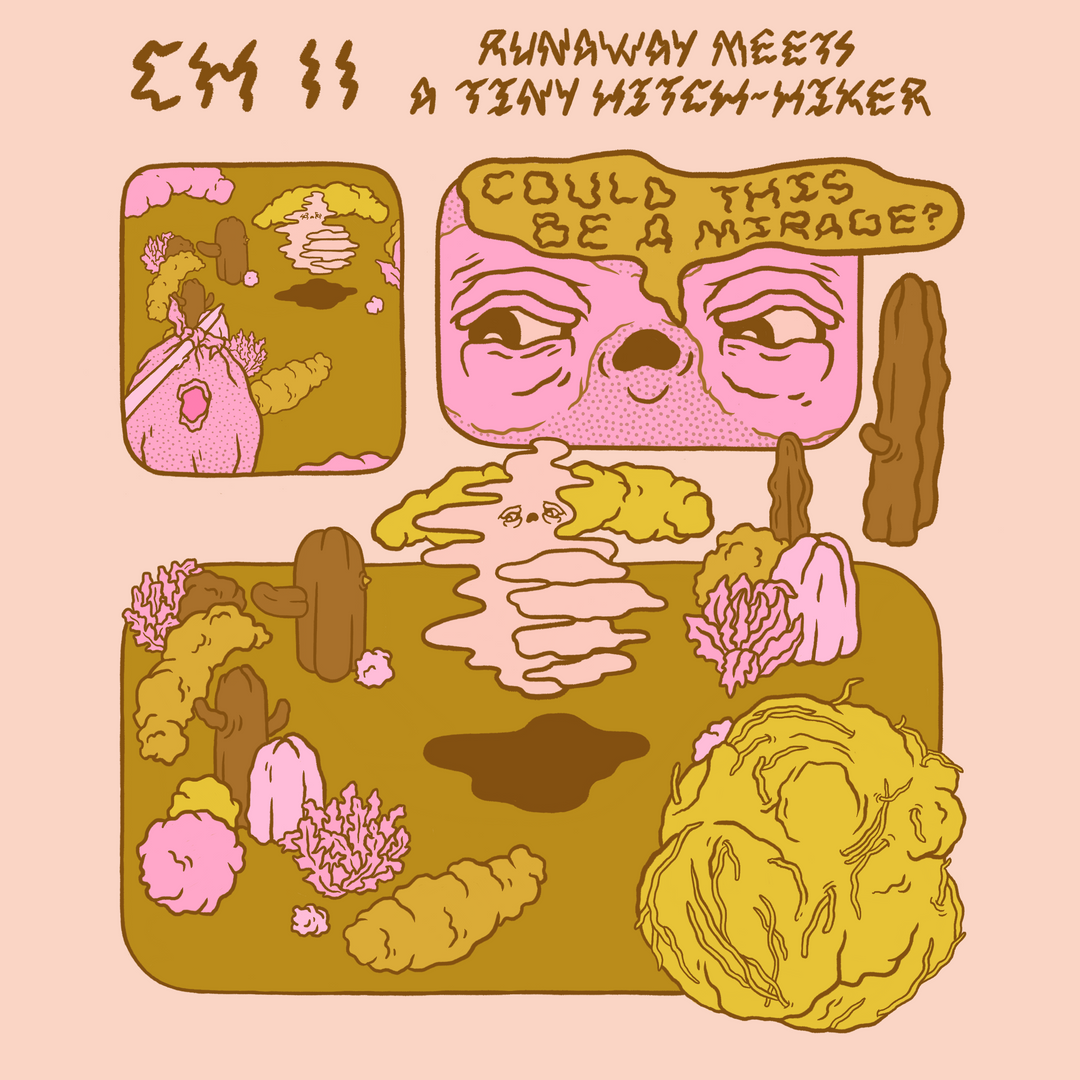 CH ii: Runaway Meets a Tiny Hitchhiker