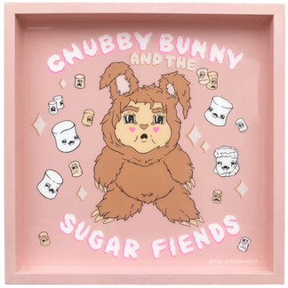 Chubby Bunny and the Sugar Fiends