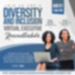 Diversity and Inclusion Virtual Executiv