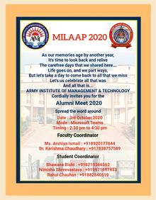 MILAAP 2020