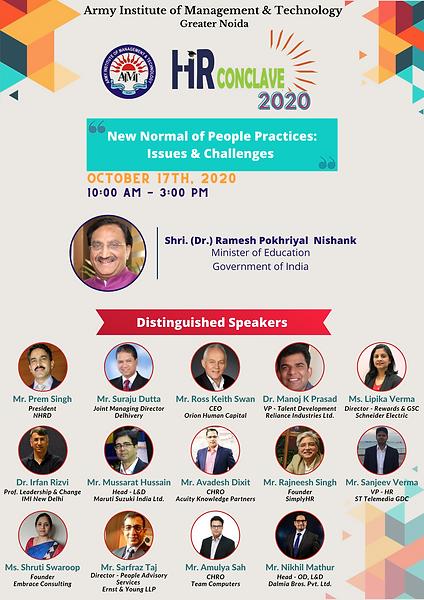 HR Conclave 2020