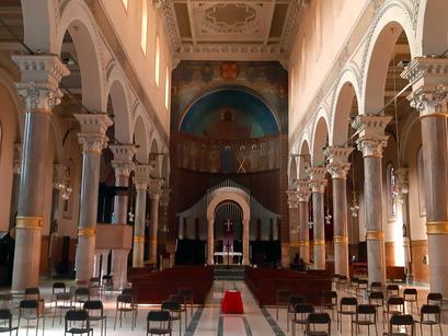 Milano S. Andrea: meraviglioso aggiornamento illuminazione e audio!