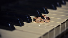"""I haven't got a thing to hear!""   Some hints for wedding music."