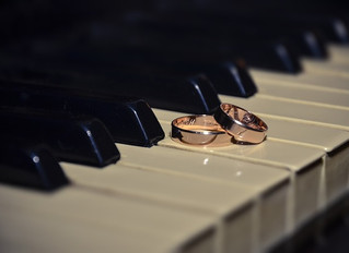 """""""I haven't got a thing to hear!""""   Some hints for wedding music."""
