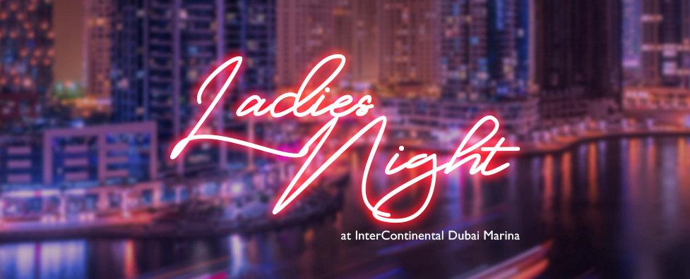 Ladies Night Dubai Marina